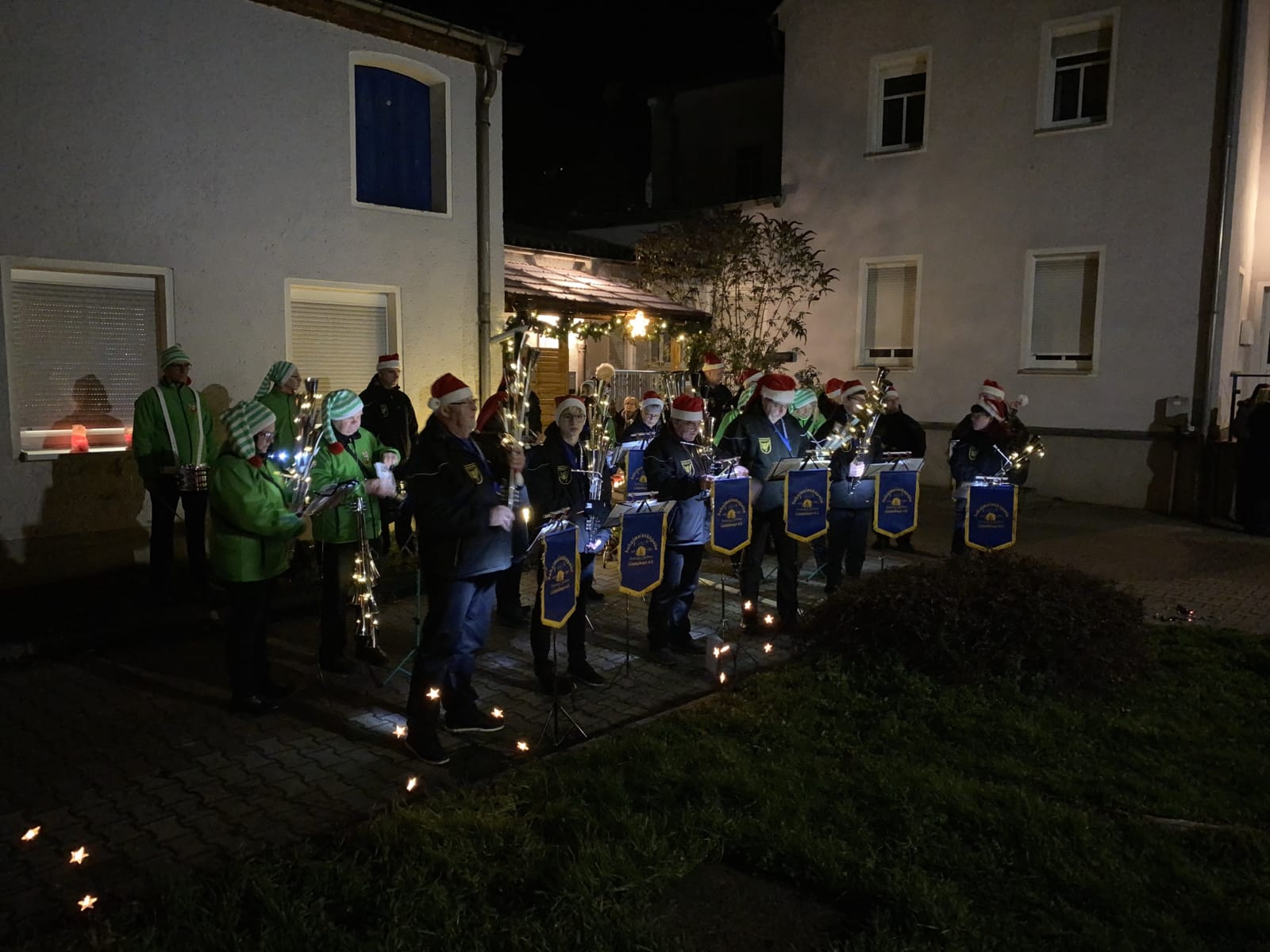 Weihnachtsblasen-Lindenhayn-Heidefüchse-2019
